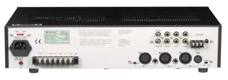 rondson am240c amplificateur pr ampli ligne 100v 240w. Black Bedroom Furniture Sets. Home Design Ideas
