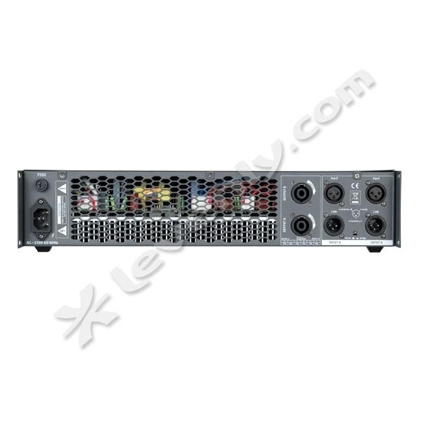 dap audio falcon 2000 ampli sono 2 x 520w rms 8 ohms. Black Bedroom Furniture Sets. Home Design Ideas