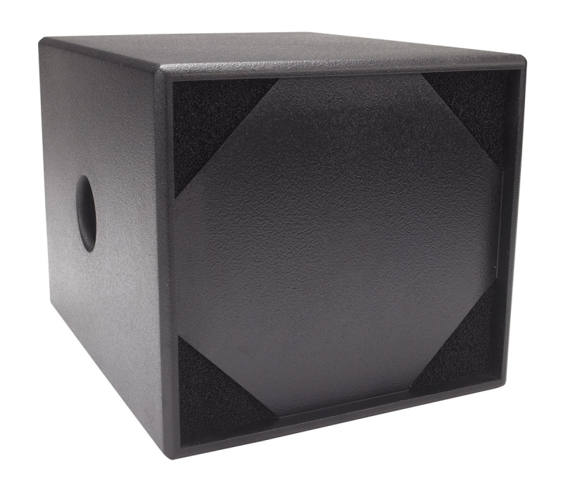 audiophony cb112 caisson de basses compact 350w rms. Black Bedroom Furniture Sets. Home Design Ideas