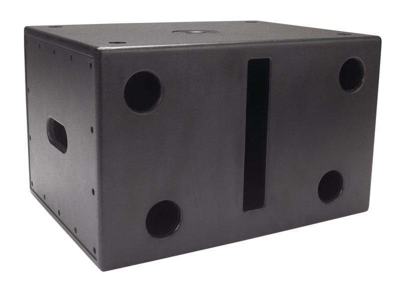 audiophony cb210 caisson de basse 2 x 10 39 39 300w rms 4ohms. Black Bedroom Furniture Sets. Home Design Ideas