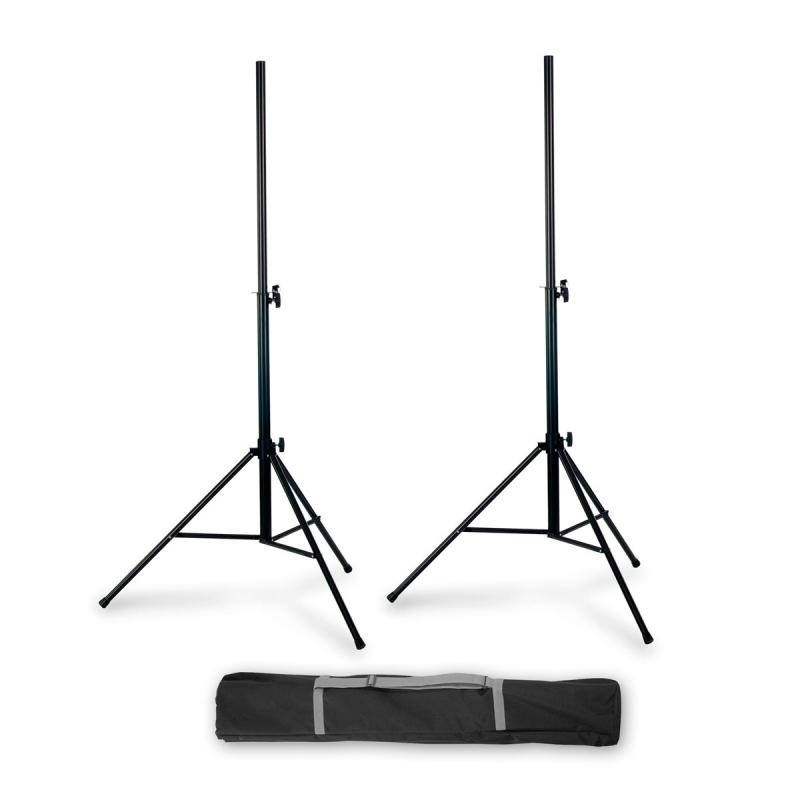 audiophony cabset set de 2 pieds d 39 enceintes housse sono. Black Bedroom Furniture Sets. Home Design Ideas