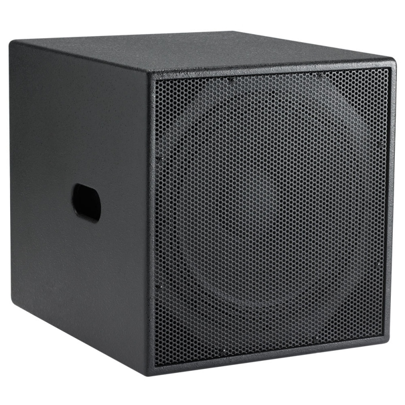 audiophony d15s caisson de basse passif de 300w rms. Black Bedroom Furniture Sets. Home Design Ideas
