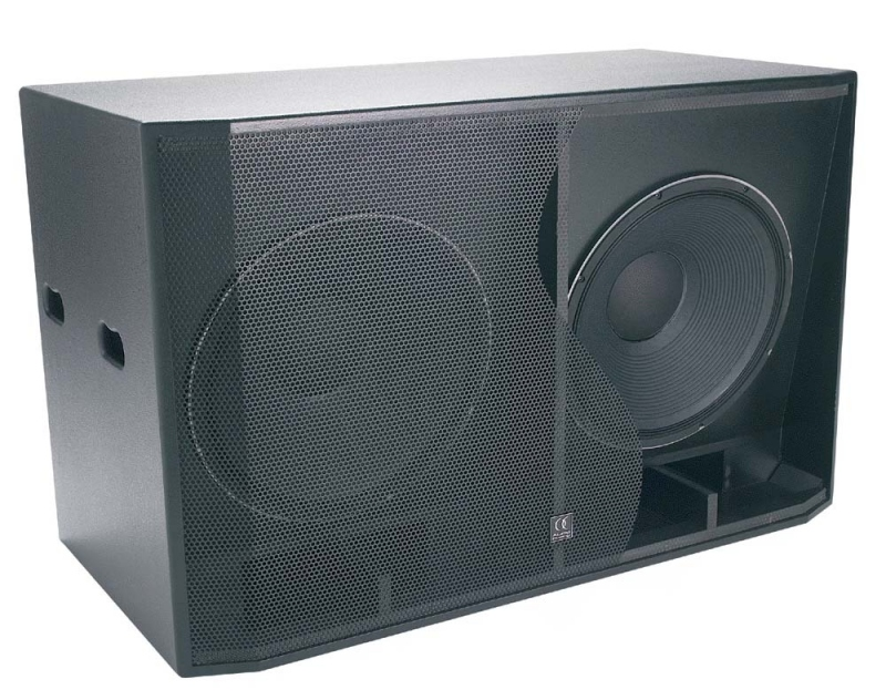 audiophony cb218 caisson basse passif 800w rms hp 46cm. Black Bedroom Furniture Sets. Home Design Ideas