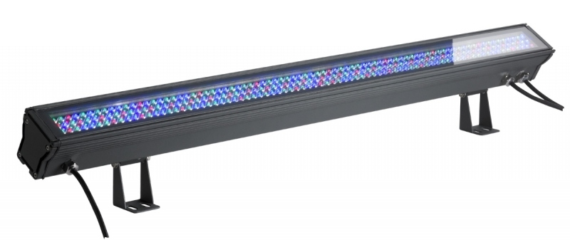 Contest ip line240 rampe d 39 ext rieur dmx leds rgb ip44 for Rampe eclairage exterieur led