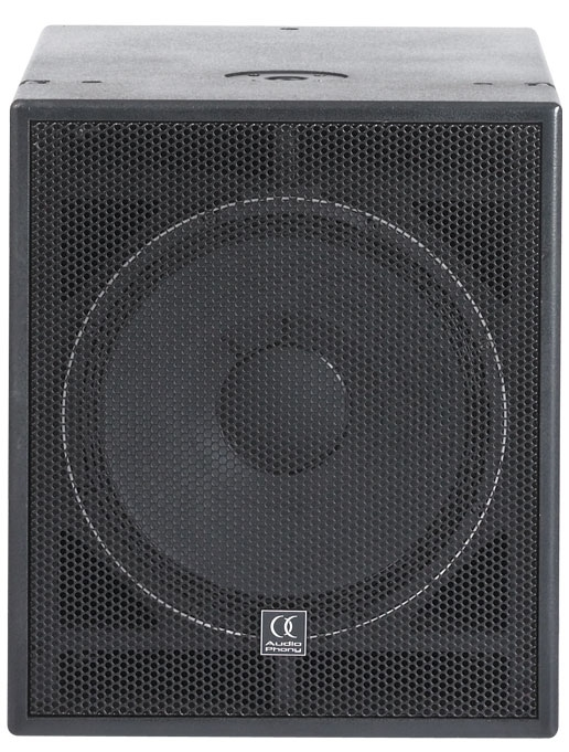 audiophony curve18sb caisson de basse passif 500w rms 8 ohms. Black Bedroom Furniture Sets. Home Design Ideas