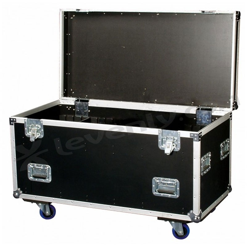 dap audio fc multiflex flight case betonex avec 2 s parateurs. Black Bedroom Furniture Sets. Home Design Ideas