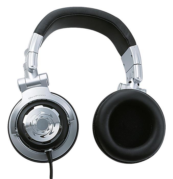 denon dj dn hp1000 casque audio dynamique ferm pour dj pro. Black Bedroom Furniture Sets. Home Design Ideas