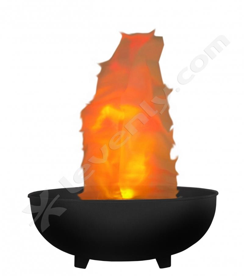 jb systems led virtual flame torchelight leds effet torche flamme. Black Bedroom Furniture Sets. Home Design Ideas