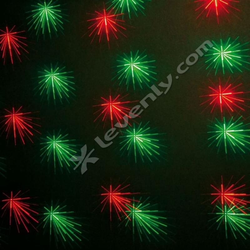 Effets lumineux pour ambiance de f tes for Laser lumineux pour noel