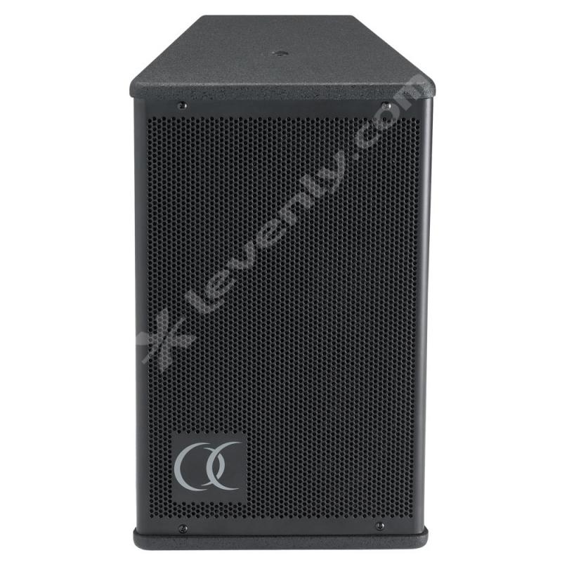 audiophony s6 enceinte passive 100w rms 8 ohms noire. Black Bedroom Furniture Sets. Home Design Ideas