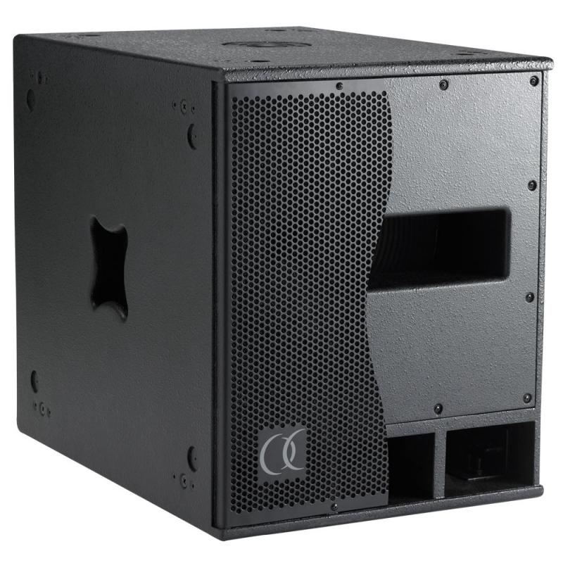 audiophony ex15s caisson de basse passif de 600w rms. Black Bedroom Furniture Sets. Home Design Ideas