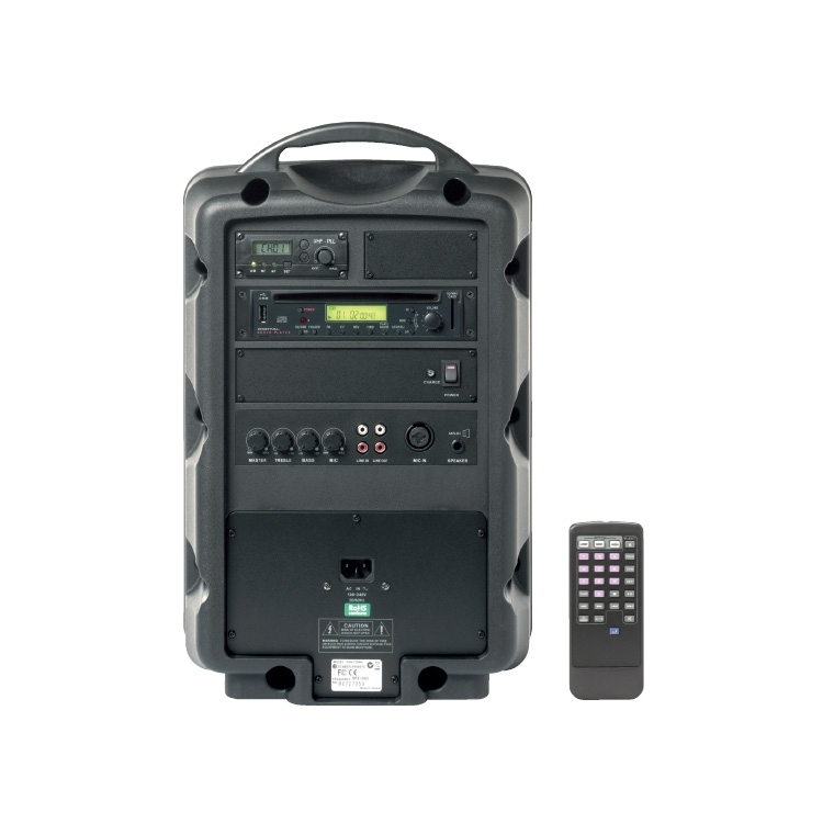 rondson explorer sonorisation portable 50w rms cd mp3 usb. Black Bedroom Furniture Sets. Home Design Ideas