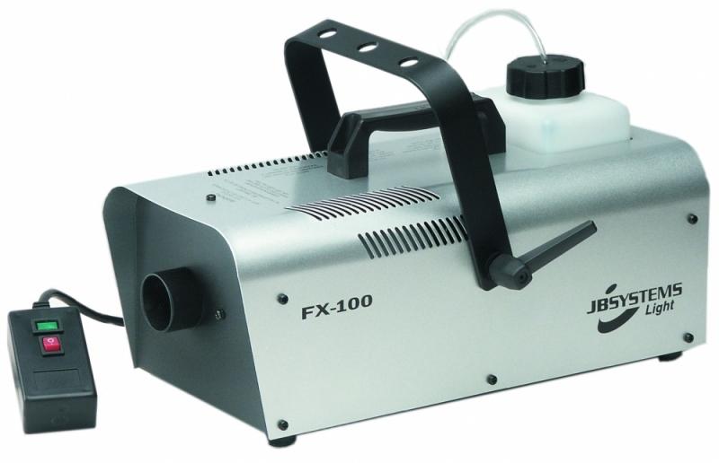 Jb-systems FX1000 : machine � fum�e pour moyenne prestation
