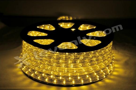 showtec guirlande leds 50m jaune. Black Bedroom Furniture Sets. Home Design Ideas