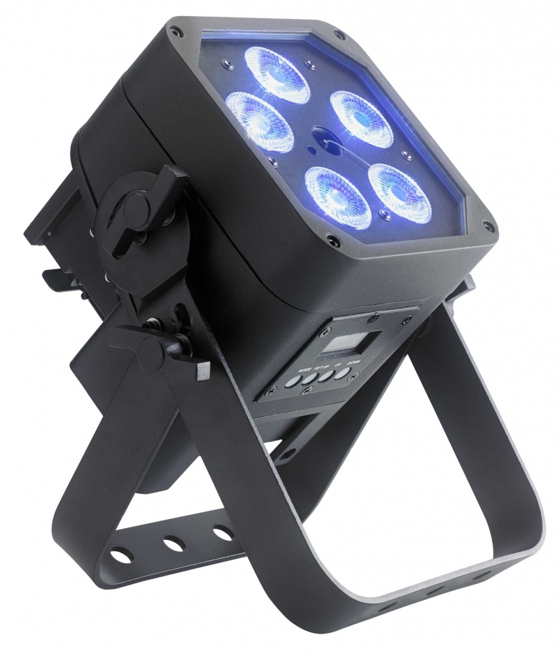 contest ipair5x12six projecteur ip65 sur batterie 5 leds 12w. Black Bedroom Furniture Sets. Home Design Ideas