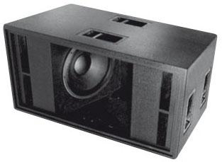 mac mah k2 218 caisson de basse 1400w rms 4 ohms. Black Bedroom Furniture Sets. Home Design Ideas