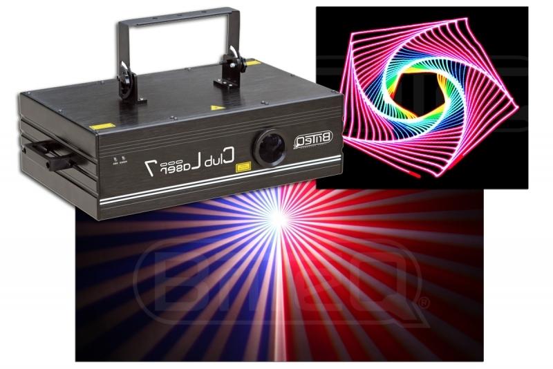 briteq club laser 7 mkii laser 300mw rouge 60mw vert 50mw bleu. Black Bedroom Furniture Sets. Home Design Ideas