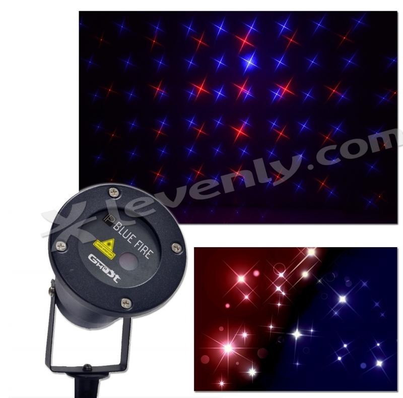 Acheter laser ghost ip blue fire 2 meilleur prix levenly for Laser decoratif exterieur