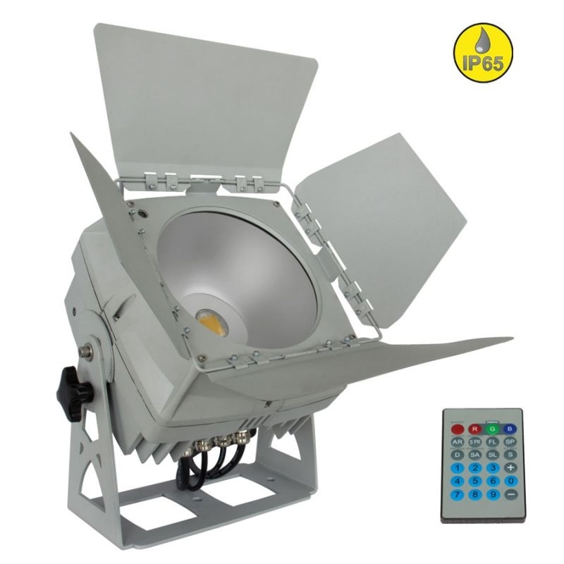 briteq ldp cobwash 100ww projecteur cob wash ip65 100w cw 3200k. Black Bedroom Furniture Sets. Home Design Ideas
