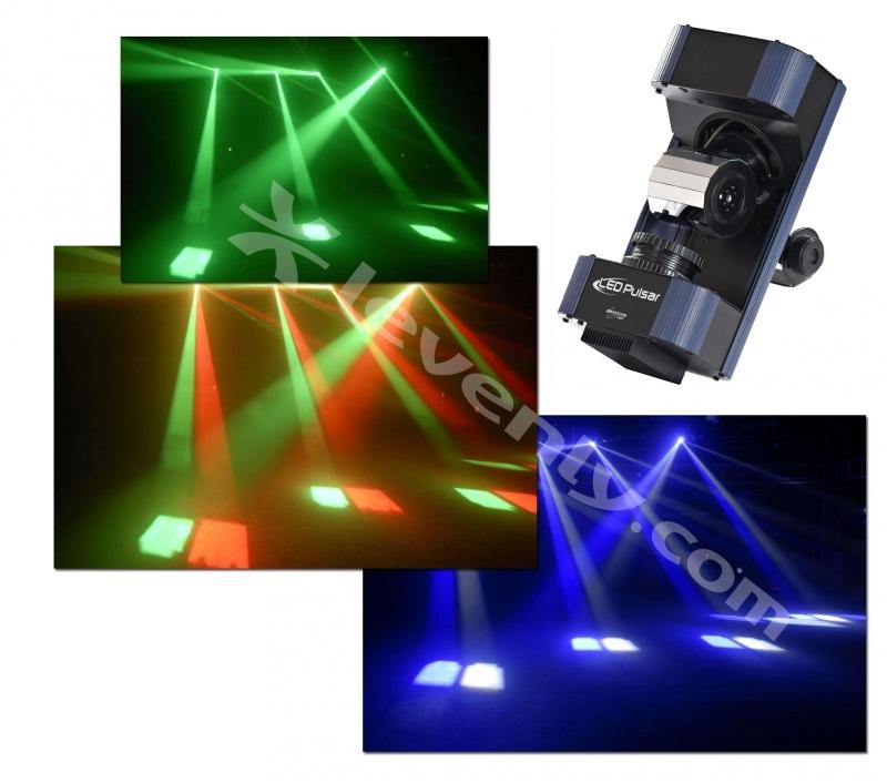 jb systems led pulsar effet lumineux cylindre 1 led. Black Bedroom Furniture Sets. Home Design Ideas