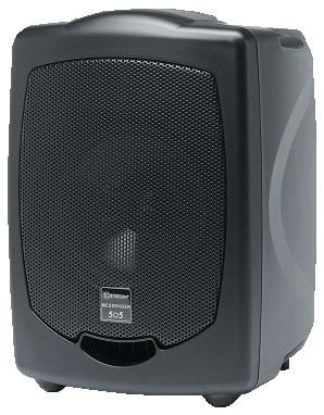 rondson messenger505 sonorisation portable autonome 30w rms. Black Bedroom Furniture Sets. Home Design Ideas