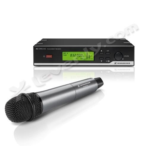 sennheiser xsw35 c ensemble microphone main sans fil. Black Bedroom Furniture Sets. Home Design Ideas