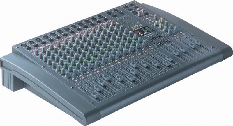 Jb systems pmd12 console amplifi e 24 entr es 12 voies - Console de mixage amplifiee ...