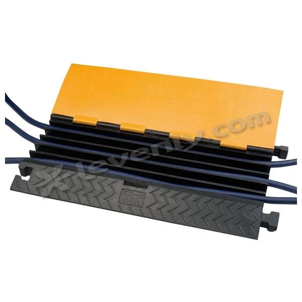 Showtec cable bridge 5 passe c bles 5x long 80cm for Cable passe fenetre