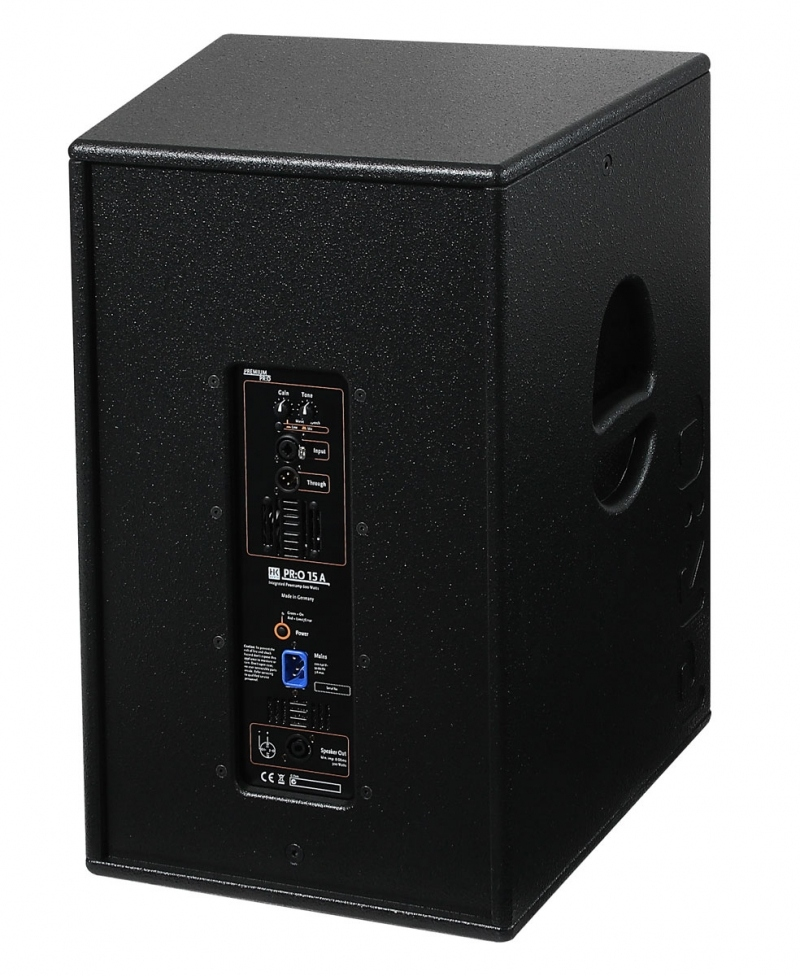 hk audio pro15a enceinte amplifi e 300w rms 8 ohms. Black Bedroom Furniture Sets. Home Design Ideas