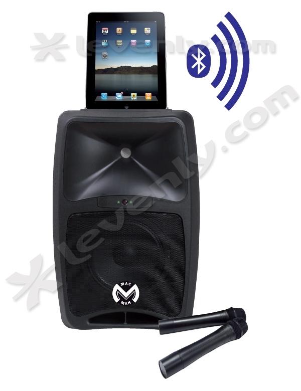 mac mah express v3 sonorisation portable autonome housse. Black Bedroom Furniture Sets. Home Design Ideas