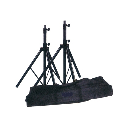 power spk400 pack 2 pieds enceintes sono housses. Black Bedroom Furniture Sets. Home Design Ideas