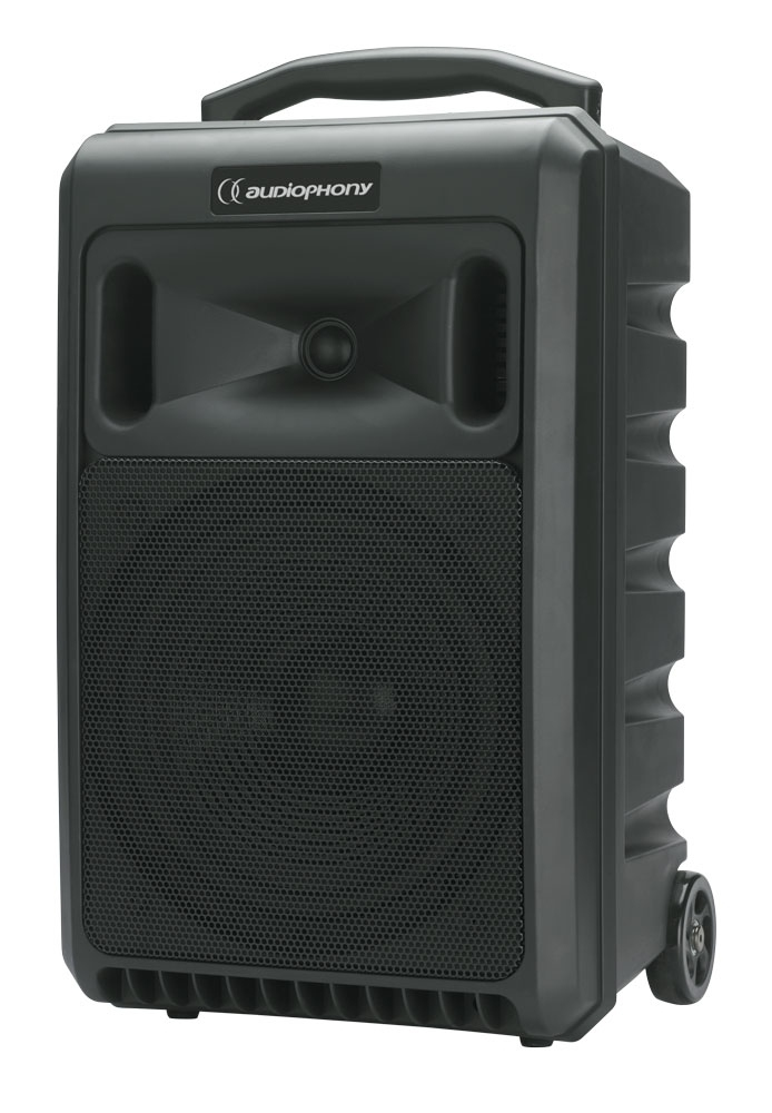 audiophony sprinter120 sonorisation autonome portable 120w rms. Black Bedroom Furniture Sets. Home Design Ideas