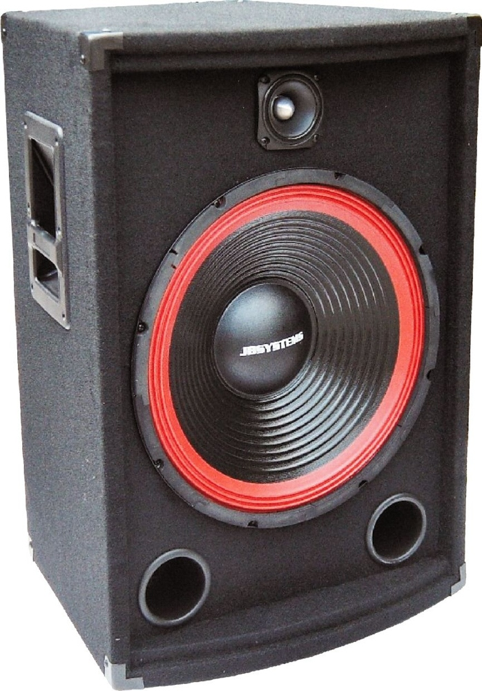 jb systems tsx15 enceinte trap zoidale 2 x 250w rms 8ohms. Black Bedroom Furniture Sets. Home Design Ideas