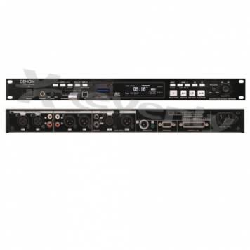 denon pro dn f650r enregistreur audio num rique polyvalent. Black Bedroom Furniture Sets. Home Design Ideas