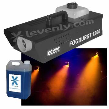 Acheter PACK FOGBURST1200, FUMEE ARTIFICIELLE POWER LIGHTING au meilleur prix sur LEVENLY.com